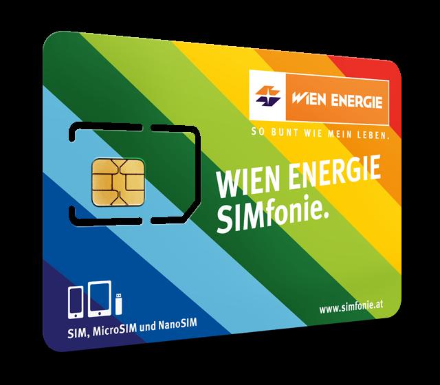 SIMfonie Ersatz-SIM-Karte